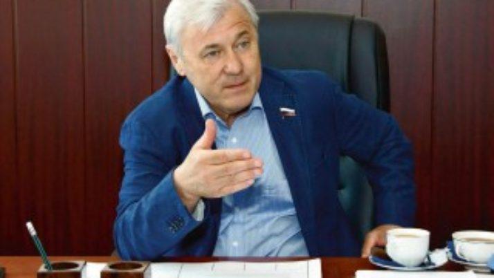 Анатолий Аксаков предложил дифференцированную шкалу НДФЛ