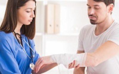 Несчастный случай на производстве: для расчета больничного нужна справка с зарплатой по месяцам?
