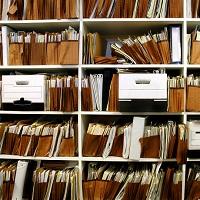 Утверждено примерное положение об архиве организации