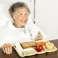 Больница обязана организовать собственный производственный контроль за продуктами питания, которыми кормит пациентов